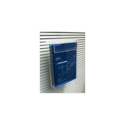 Boite Exterieure pour catalogue transparente