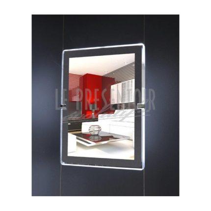 Porte Affiche LED Mira