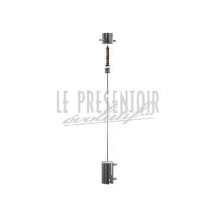 Fixation pour suspension